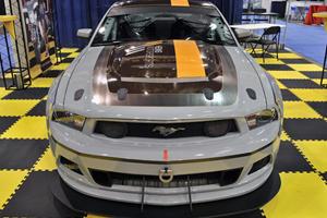 SEMA 2011: Heins Motorsports Mustang Boss 302RS