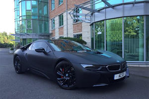 Leicester City Players Had To Do This To Stop Keep Mixing Up Their BMW i8s
