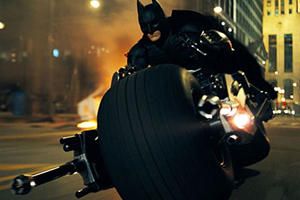 Batman's Custom Motorcycle Is Selling For Less Than A New 7 Series