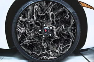 McLaren Goes Back To Its Roots To Create Cutting Edge New Wheels