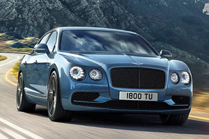 This Is The Bentley Flying Spur W12 S: About As Ludicrous As Luxury Cars Get