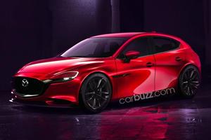 Mazda Confirms RX-Vision Concept Will Inspire The Next Generation Mazda3