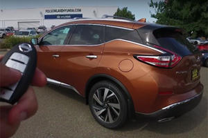 The Nissan Murano Has More Cargo Space Than A Jeep Grand Cherokee?