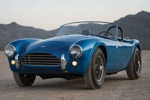 You Can Now Buy A Brand New AC Cobra 260