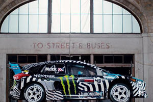 This Is Gymkhana 9: Raw Industrial Playground