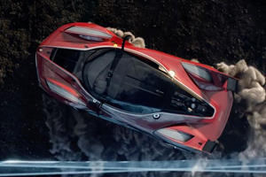 This Tribute To The Ferrari FXX K Will Make You Wish You Were A Millionaire