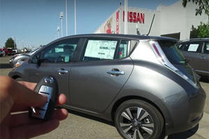 Is It Possible For The Nissan Leaf To Somehow Not Be Boring?