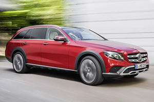Mercedes E-Class All-Terrain Revealed As The Offroad Wagon Of Your Dreams