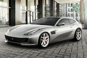 Ferrari's Downsizing Trend Continues With The GTC4Lusso T