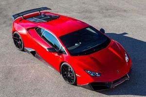 Novitec Upgrades The Lamborghini Huracan With New Curves And 800 HP