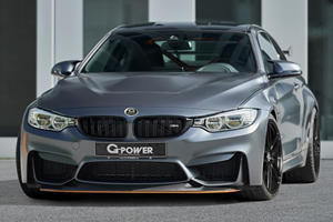 Remember That G-Power BMW M4 GTS? Here It Is In Action