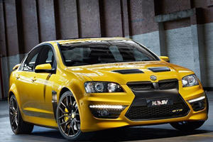 The Last Of The Holden HSVs Will Wave Goodbye With 638 HP