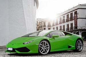 Lamborghini Owner Was Fined Because His Car Is Too Loud