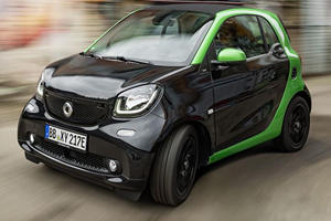 Smart Reveals All-Electric Variants Of Every Single Model It Makes