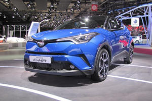 INTERVIEW: The New Toyota C-HR Turned To Audi For Inspiration