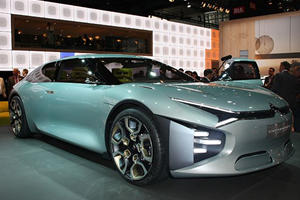 The 300-HP Citroen CXPerience Is How The French Will Fight Tesla