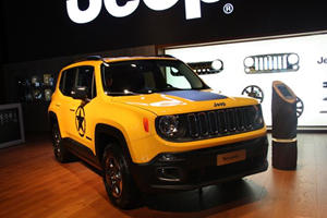 INTERVIEW: Jeep Wants Something Even Smaller Than The Renegade