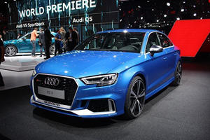 Audi Wins The 2016 Paris Motor Show With A Slew Of Awesome Models