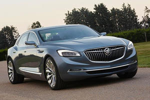 The Gorgeous Buick Avenir Is Finally Making It To Production