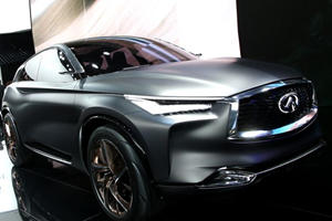 CONFIRMED: Infiniti Working On High Performance Model