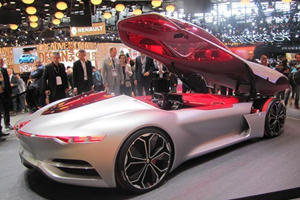 Top 5 Coolest Concepts From The 2016 Paris Motor Show