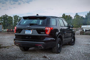 Ford's New Invention Makes It Impossible To Spot Cop Cars In Traffic