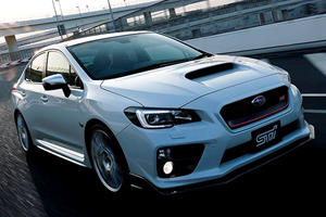 This Special Edition Subaru WRX Features A Crazy Transmission Choice