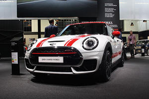 Mini Will Go Even Bigger Than The Clubman With New Fifth Model