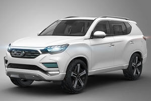 SsangYong Wants To Be Taken Seriously In The Luxury SUV Market