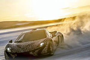 McLaren Unveils Vacation Of A Lifetime At Winter Testing Grounds