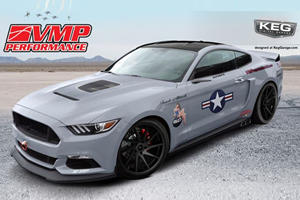 Some Ridiculously Cool Ford Mustangs Are Coming To SEMA