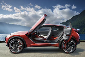 The Next Nissan Z-Car Could Still Become A Crossover