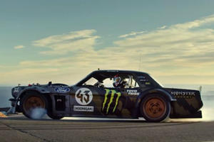 Ken Block Is Going To Race Up Pikes Peak In His Mad 1,400-HP Mustang