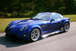 The Panoz Avezzano Is A Race-Car-Inspired Monster Of A Performance Coupe