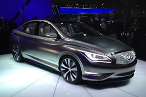 Infiniti Could Be Cooking Up An EV Because That's What China Wants Now