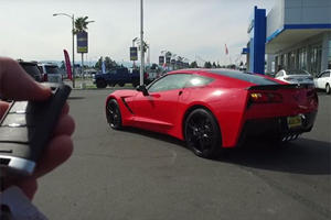 The 2016 Corvette Stingray Is The American Sports Car We've Always Dreamed Of