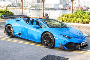 This Is The 1,000-HP Lamborghini Huracan Spyder You Never Knew You Wanted