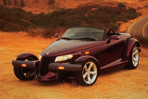 This Retro Review Reminds Us How Odd The Plymouth Prowler Was