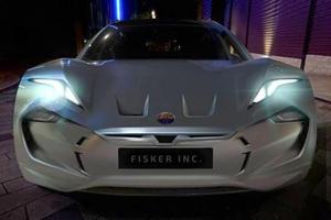 Fisker Unveils Car Hungry For Tesla And Porsche Mission E Blood