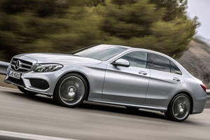 If You Want A Mercedes C-Class Diesel, Move To Europe