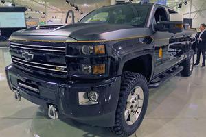 Carhartt Tricks Out Chevrolet Silverado For SEMA