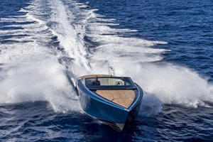 Aston Martin Built A $1.2 Million Boat And It Is Epic