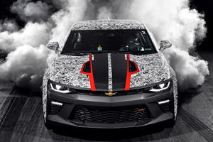 Chevrolet Is Bringing The Ultimate Turn-Key Drag Racer To SEMA 2016