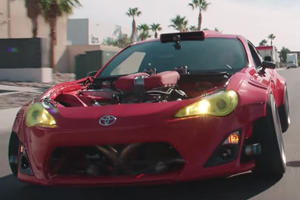 Does A Ferrari Engine Sound Better In A Toyota?