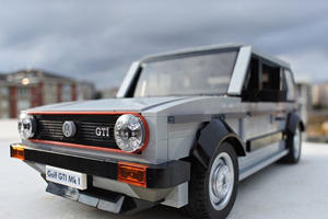 Want A Lego VW Golf Mk1? Your Support Can Make It Happen
