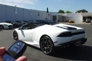 Could The Lamborghini Huracan Spyder Be A Supercar Bargain?