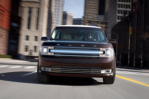 Ford Kills Off The Flex Proving That Not All SUVs Are A Success