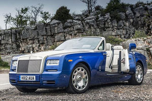 A Businessman In Dubai Just Spent $9 Million On His Rolls-Royce's License Plate
