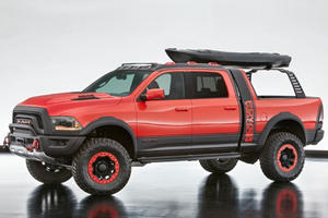 The Ram Macho Power Wagon Pays Homage To A Former Legend