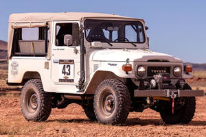 This Is The Offroad Classic Of Our Dreams